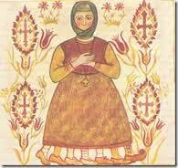 Die Fastenzeit: Eine siebenfüßige Frau, Fladenbrot und Drachen im Wind
