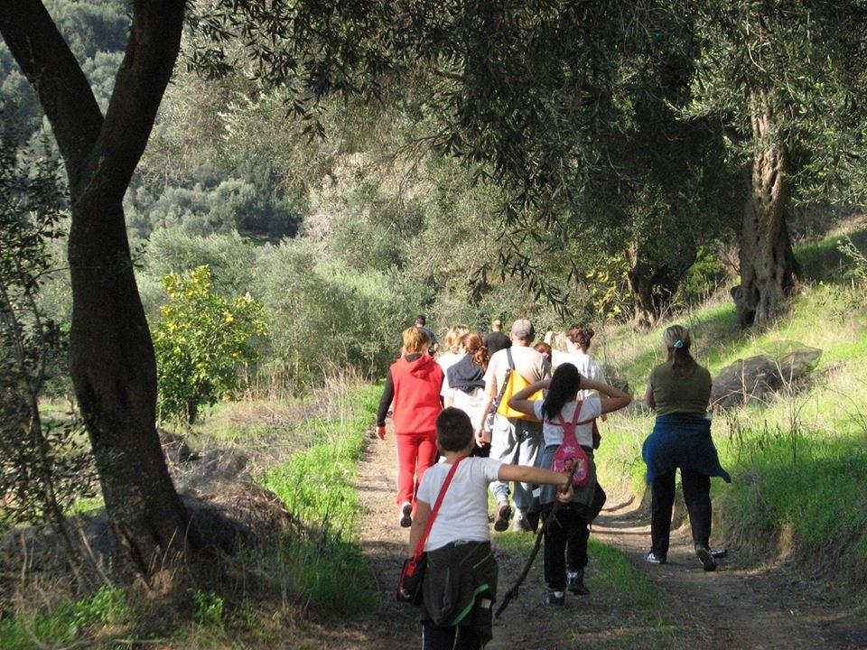 Arillas Trail