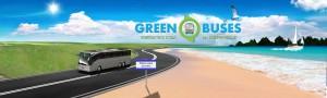 Neue Station der Grünen Busse