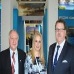 Interessante Begegnungen auf der Touristikmesse in Berlin
