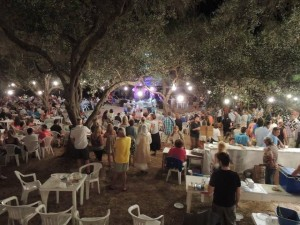Musikfest Arillas