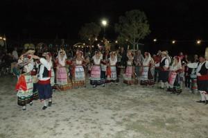 Nudelfest Tänzer