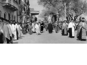 Palmsonntag in der Altstadt: Die große Agios-Spyridon-Prozession