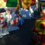Endlich: Das Weihnachtsdorf öffnet seine Pforten