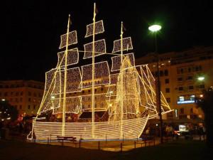 Weihnachtsschiff