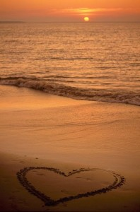 Love and Romance on the Beach
