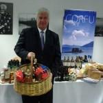 Produkte aus Korfu in Brüssel