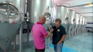 Corfu inside beer