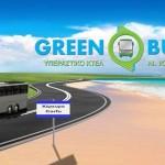 Grüne Busse