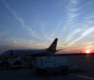 Air Berlin nach Korfu